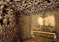 Достопримечательности курорта: Часовня черепов