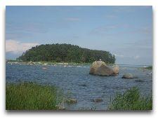 Достопримечательности Лахемаа: Море у деревни капитанов