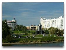 Достопримечательности Минска: Остров слез