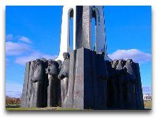 Достопримечательности Минска: Часовня памяти воинам-интернационалистам