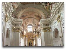 Достопримечательности Минска: монастыри и храмы: Костел Благовещения Пресвятой Девы Марии