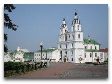 Достопримечательности Минска: монастыри и храмы: Кафедральный собор Сошествия Святого Духа.