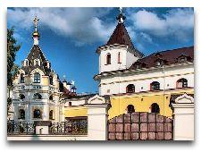 Достопримечательности Минска: монастыри и храмы: Свято-Елизаветинский монастырь