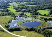 Достопримечательности Минской области: Нарочанский национальный парк