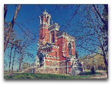 Достопримечательности Мира: Часовня-усыпальница Святополк-Мирских