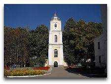 Достопримечательности Несвижа: Колокольня монастыря бенедиктинок