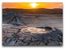Достопримечательности окрестностей Баку: Грязевые вулканы