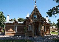 Достопримечательности Палдиски: Ателье- музей А. Адамсона