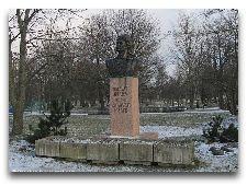 Достопримечательности Палдиски: Памятник Салават Юлаеву