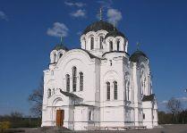 Достопримечательности Полоцка: Крестовоздвиженский собор