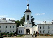 Достопримечательности Полоцка: Спасо-Ефросиниевский монастырь