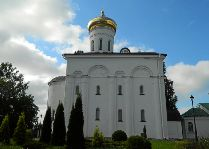 Достопримечательности Полоцка: Церковь Спасо-Преображенская