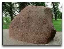 Достопримечательности Полоцка: Борисов камень