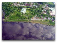 Достопримечательности Полоцка: Верхний замок