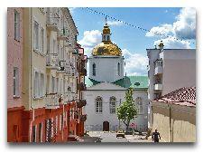 Достопримечательности Полоцка: Богоявленский монастырь