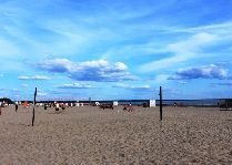 Достопримечательности Пярну: Пляж
