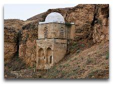Достопримечательности Шемахи: Мавзолей Дири-Баба