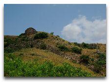 Достопримечательности Шемахи: Крепость Гюлистан