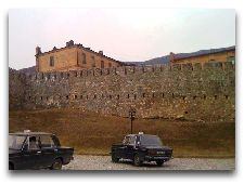 Достопримечательности Шеки и его окрестностей: Новая Шекинская крепость
