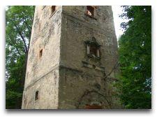 Достопримечательности курорта: Башня Монплезир
