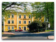 Достопримечательности курорта: Центр ревматологии Ванные комнаты Леопольда