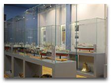 Достопримечательности города: Выставки в музее рыболовства