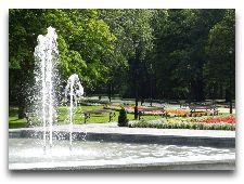 Достопримечательности города: Курортный парк