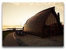 Достопримечательности полуострова Виймси: Ресторан Лодка
