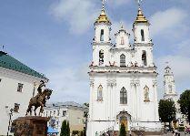 Достопримечательности Витебска: Свято-Воскресенская (Рынковая) церковь 3