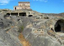 Достопримечательности Гори: Уплисцихе, пещерный город