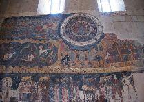 Достопримечательности Гори: Росписи в Уплисцихе