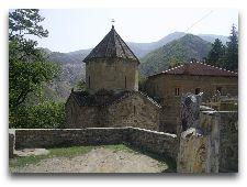 Достопримечательности Гори: Крепость Горисцихе