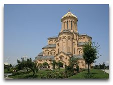 Достопримечательности Тбилиси: Самеба