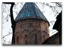 Достопримечательности Тбилиси: Синий монастырь