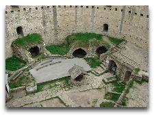 Достопримечательности Молдавии: Двор крепости Сороки