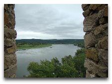 Достопримечательности Молдавии: Вид из крепости Сороки