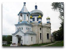Достопримечательности Молдавии: Монастырь Хынку