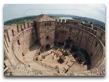 Достопримечательности Молдавии: Старая крепость у монастыря Сахарна