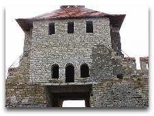 Достопримечательности Молдавии: Бендерская крепость