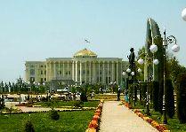 Достопримечательности Душанбе: Дворец наций