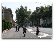 Достопримечательности Душанбе: Проспект Рудаки