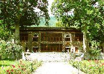 Летний дворец шекинских ханов