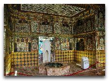 Дворец Шекинских Ханов: Альков на 2 этаже