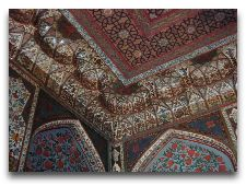 Дворец Шекинских Ханов: Зал дворца