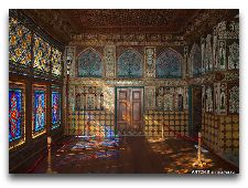 Дворец Шекинских Ханов: Ханский дворец