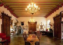 Замок Эгесков: Охотничий салон