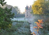Замок Эгесков: Осень