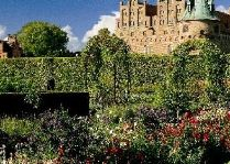 Замок Эгесков: Парк