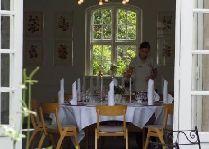 Замок Эгесков: Ресторан