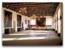 Замок Эгесков: Банкетный зал